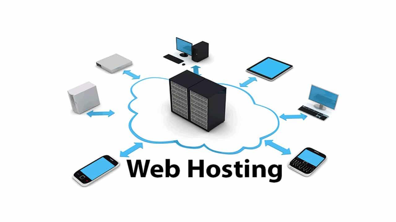 Hinh dung ve web hosting