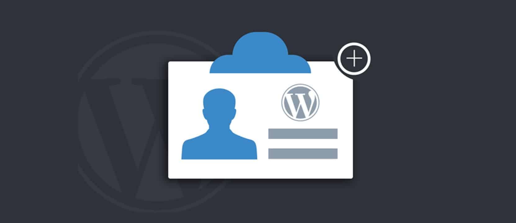 User tren WordPress - Anh minh hoa