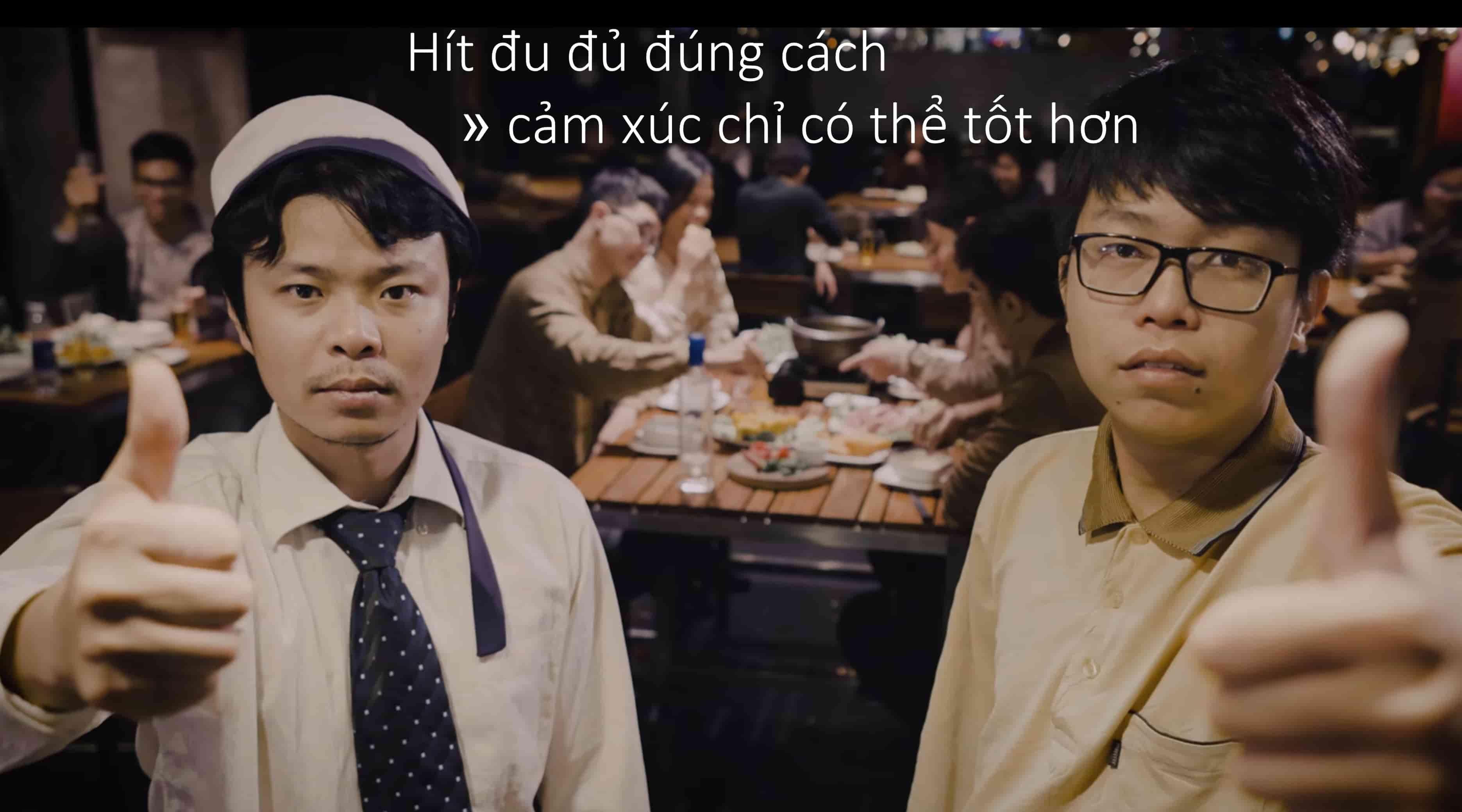 Hít đu đủ tại Hocban.vn - ảnh minh họa