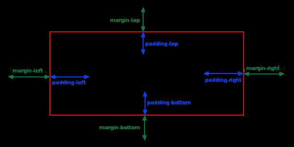 Margin va padding trong CSS