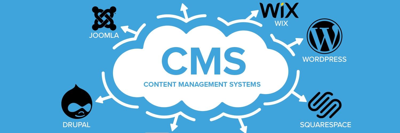 CMS là gì - một số loại cms phổ biến