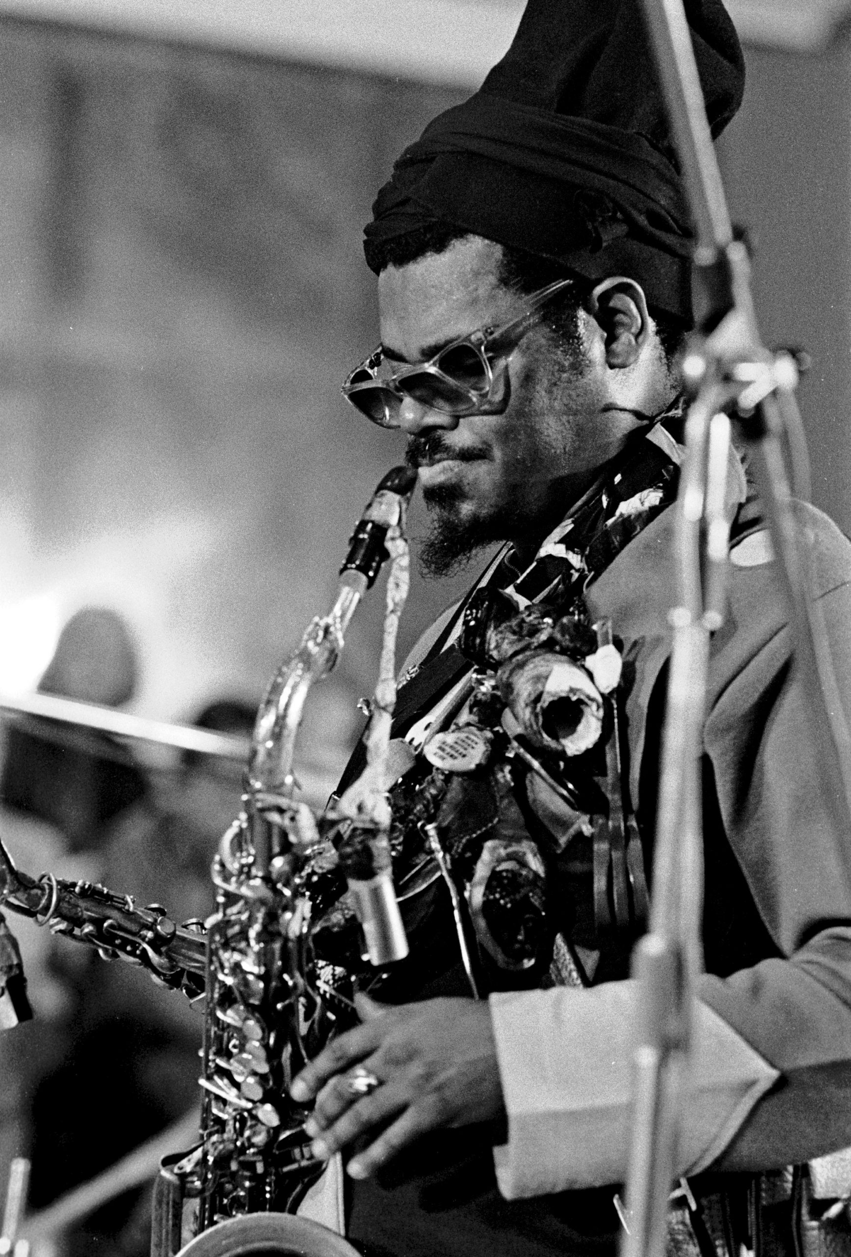 Roland Kirk - anh minh hoa