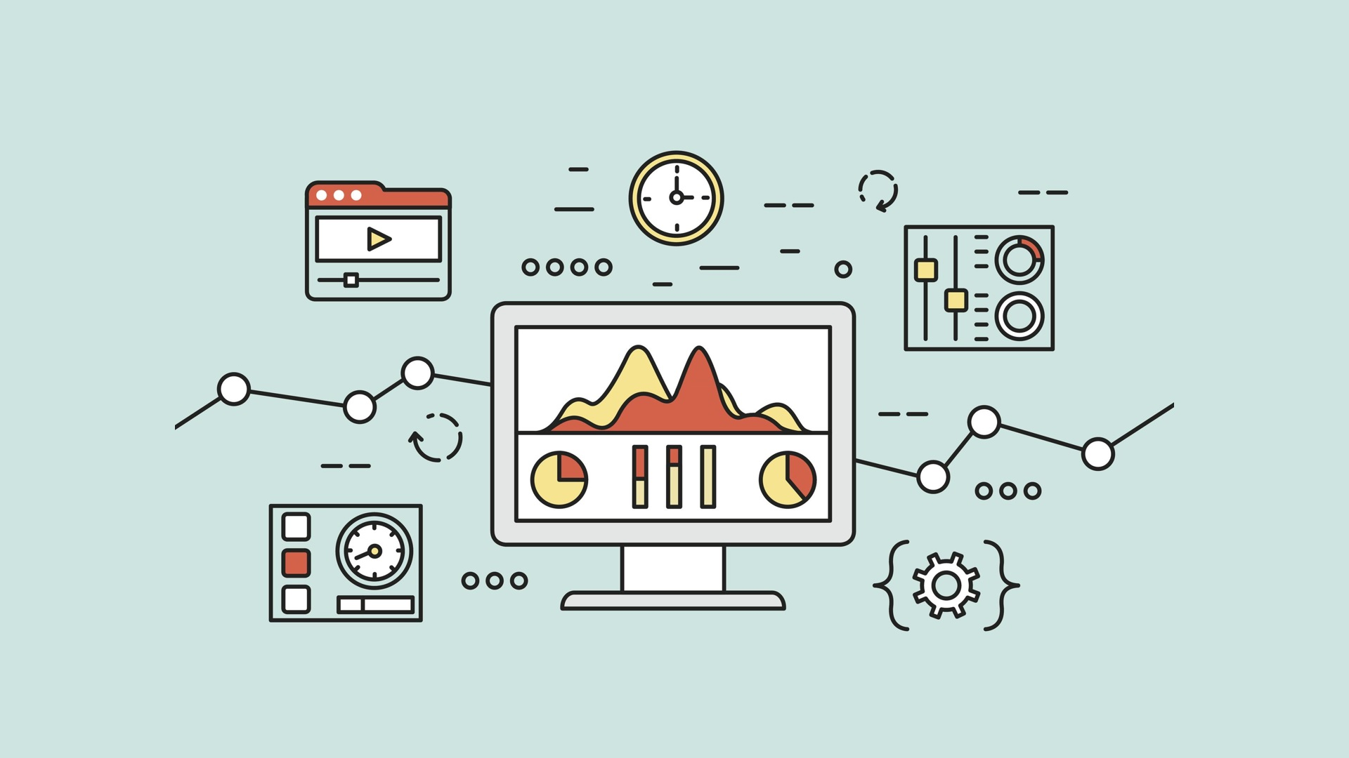 Các chỉ số phổ biến của web traffic