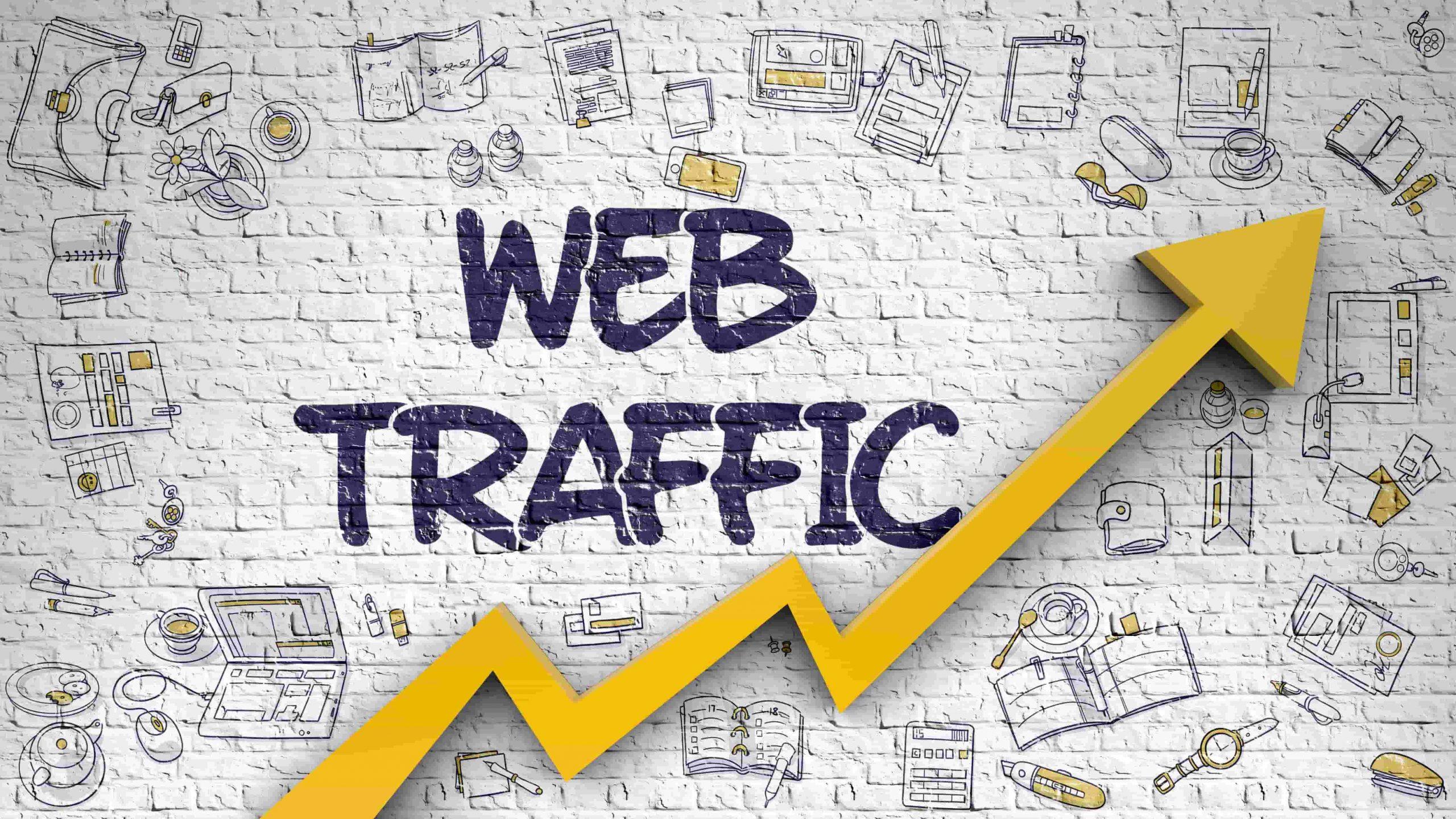 Web traffic là gì và cách tăng traffic miễn phí cho website