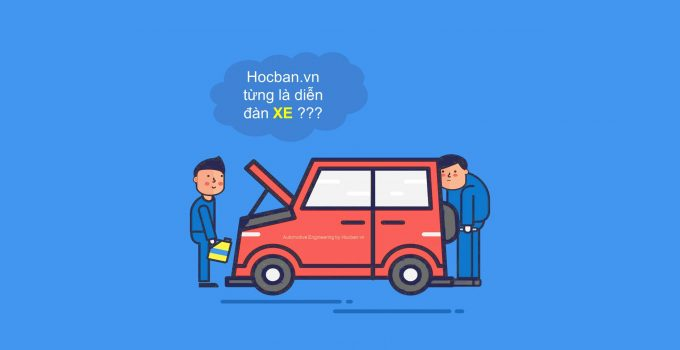 Hocban.vn được đăng ký từ năm 2011 từng là một DIỄN ĐÀN XE