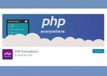 Cách chèn code PHP vào widget trên WordPress bằng plugin